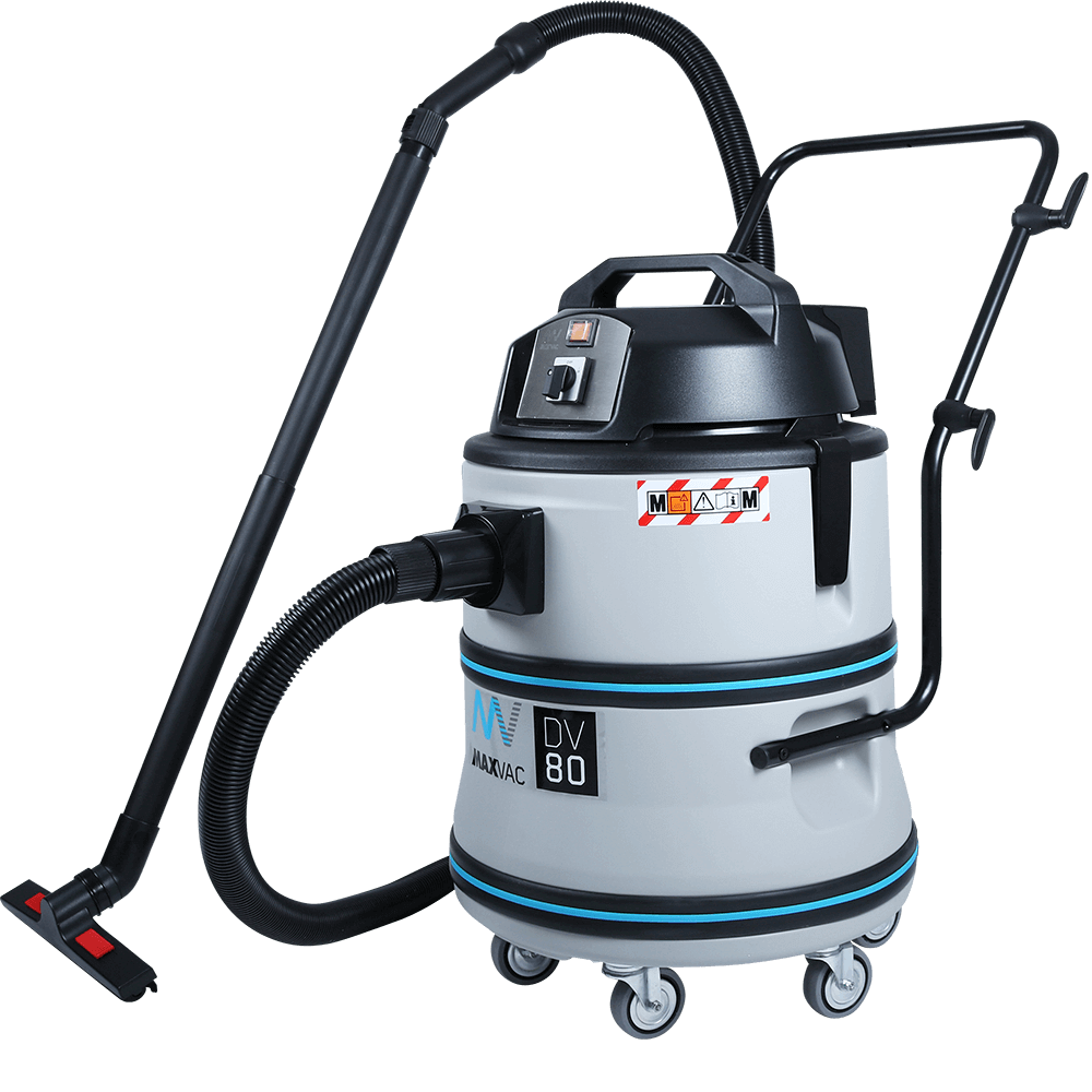 MAXVAC Dura DV80-MBM 80ltr Wet/Dry Vacuum including Wand Kit