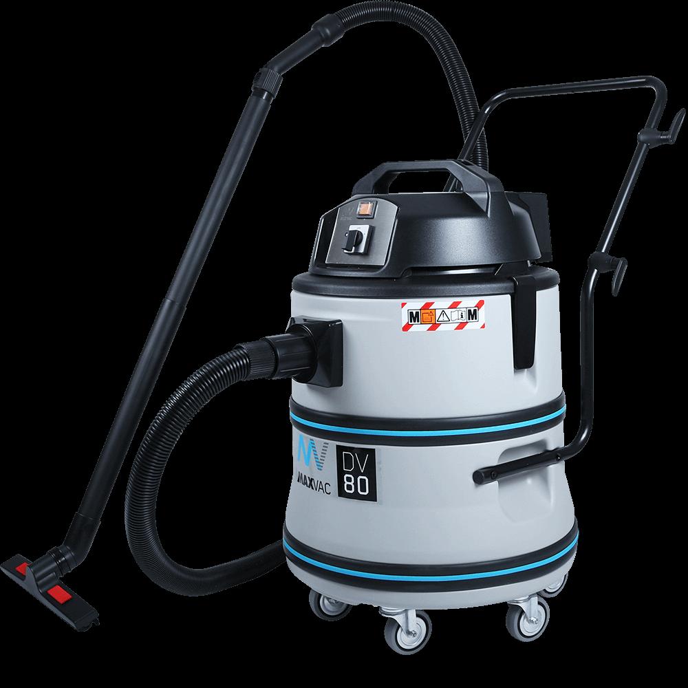 MAXVAC Dura DV80-MBM 80ltr Wet/Dry 110V Vacuum