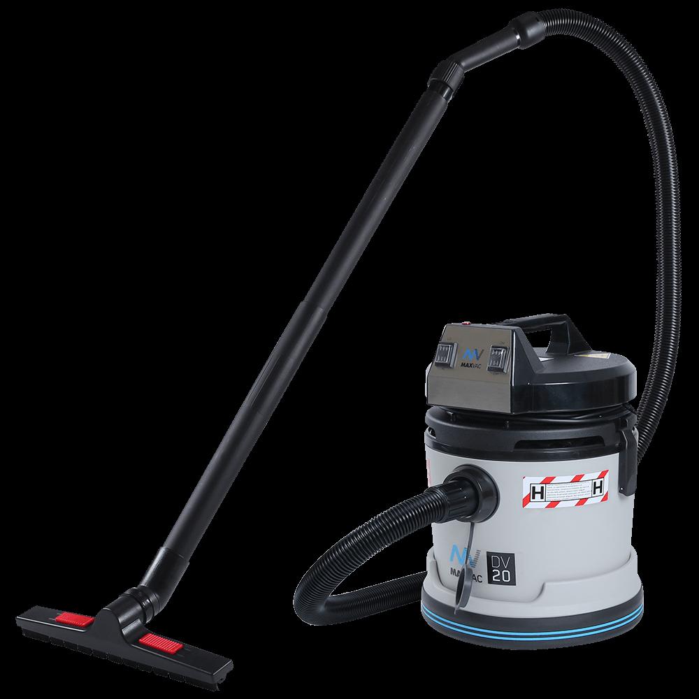 Certified H-Class Vacuum 20L MAXVAC Dura DV20-HBN