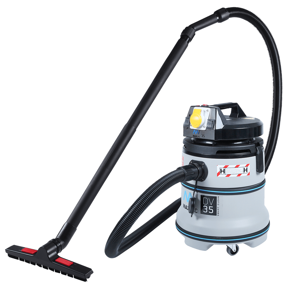 Certified H-Class 35L Vacuum with SMARTclean Filter Function - MAXVAC Dura DV35-HBA