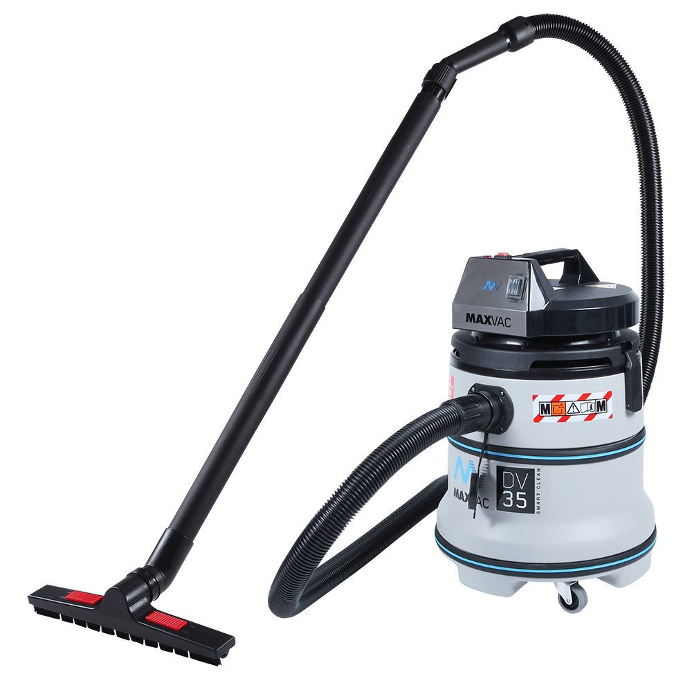 Certified M-Class 35Ltr Vacuum with Smart-Clean Filter Function - MAXVAC Dura DV35-MBAN