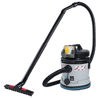 Certified H-Class 20L Vacuum with SMARTclean Filter Function - MAXVAC Dura DV20-HBA
