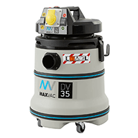 35Ltr Wet/Dry Vacuum with Manual Filter-Clean Dura DV35-LB