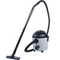 Compact 15Ltr M Class Filtered Tradesman's Vacuum with Wet/Dry