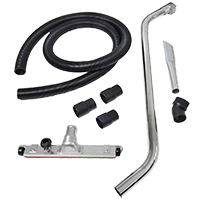 50mm Wet & Dry Hose Accessory Kit for MAXVAC Supra Vacuums