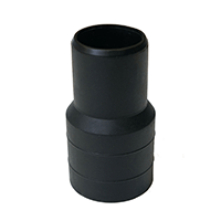 Reduction rubber sleeve for flexible vacuum hose - 50mm - 40mm