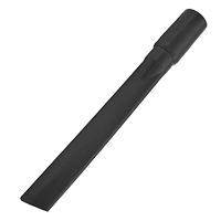 Anti-static rubber flat crevice tool pipe 50mm