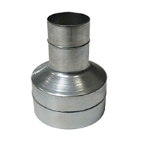 Stainless steel reducer 80-40mm