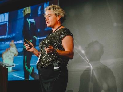 Rachel Murphy, CEO of Difrent