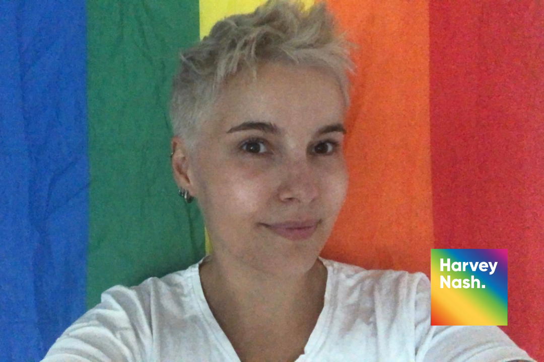 Pride Month Celebration Interview with Marta Matejczyk