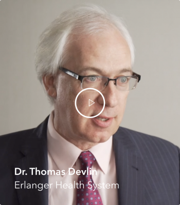 Dr. Thomas Devlin's testimonial of Viz.ai