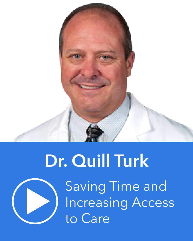 Dr. Quill Turk video