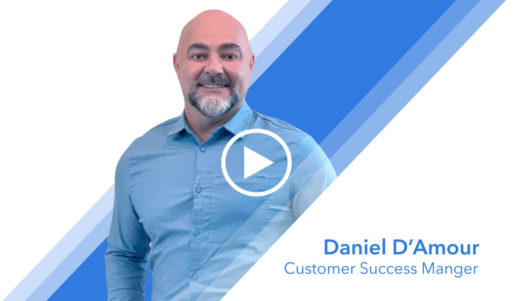 Viz.ai Customer Success Manger Daniel