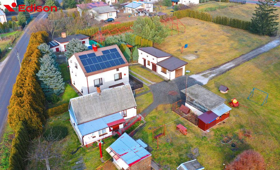 Realizacja w miejscowości Budy-Grzybek