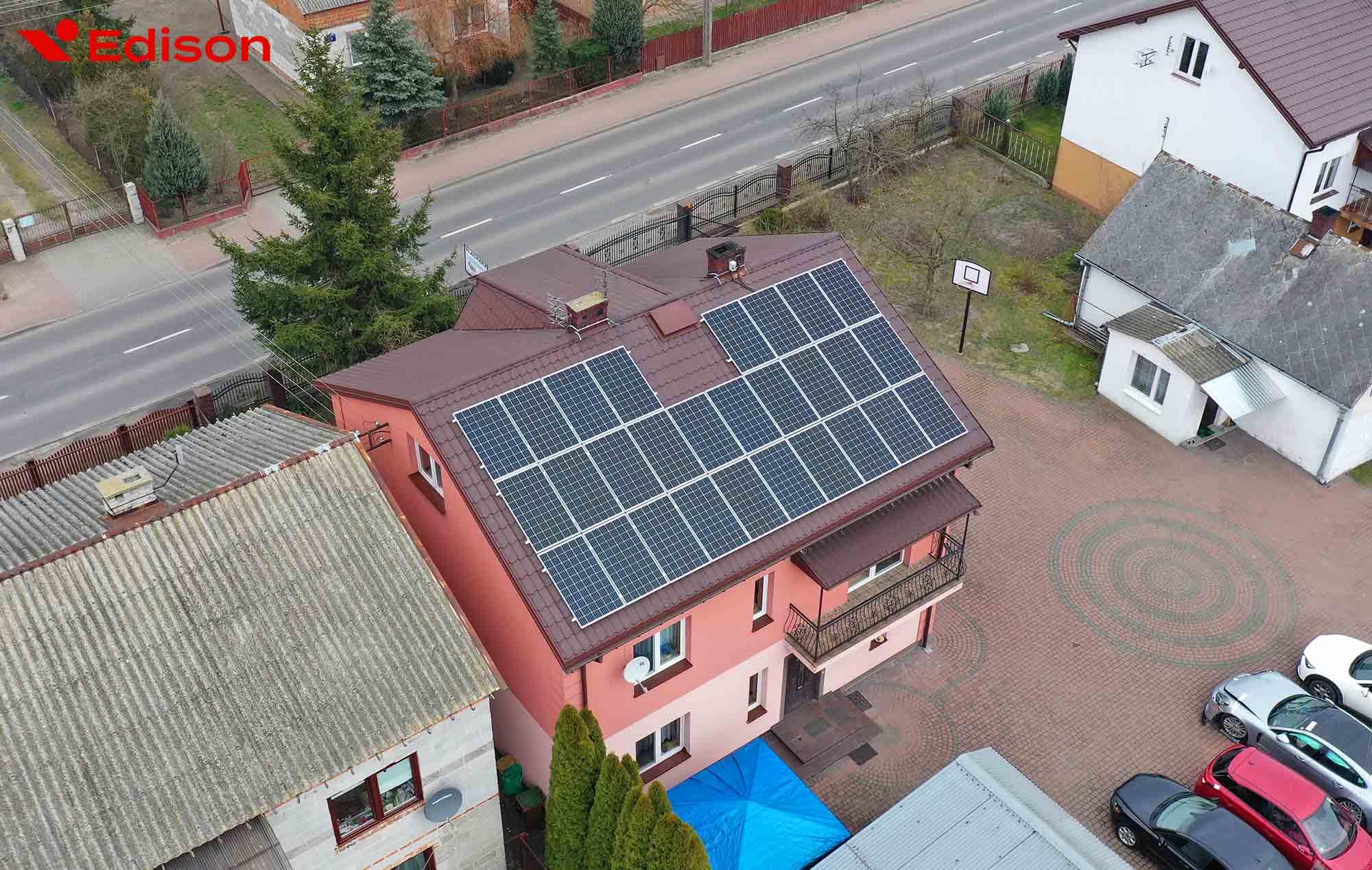 Realizacja w miejscowości Miąse