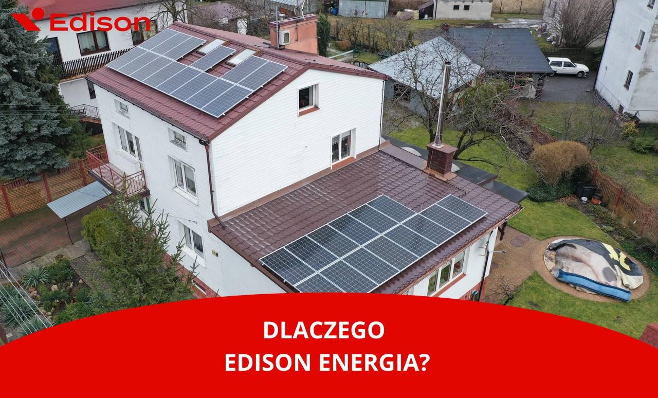 DLACZEGO EDISON ENERGIA?