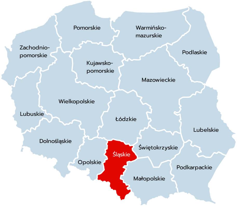 Śląskie
