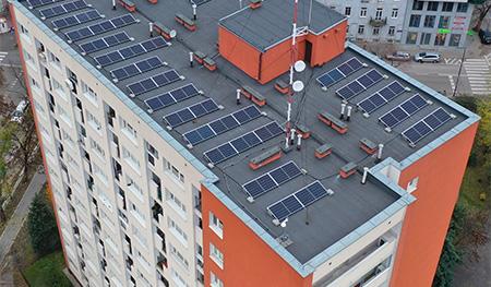 New solar module tender in Poland