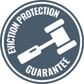 mynd eviction protection guarantee