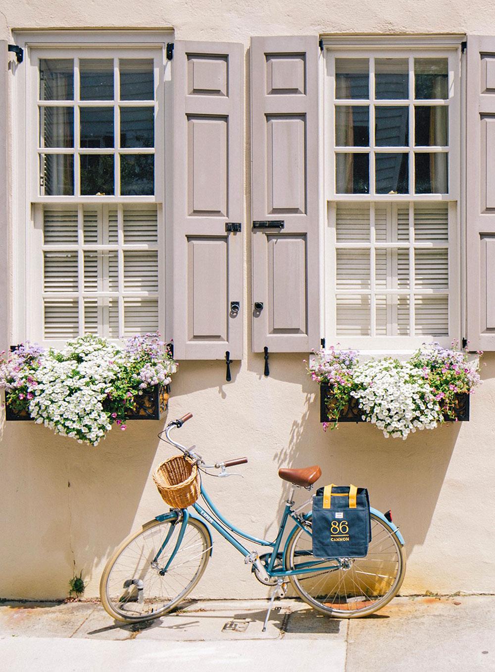 charleston bike ride