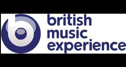 British Music Experience logo