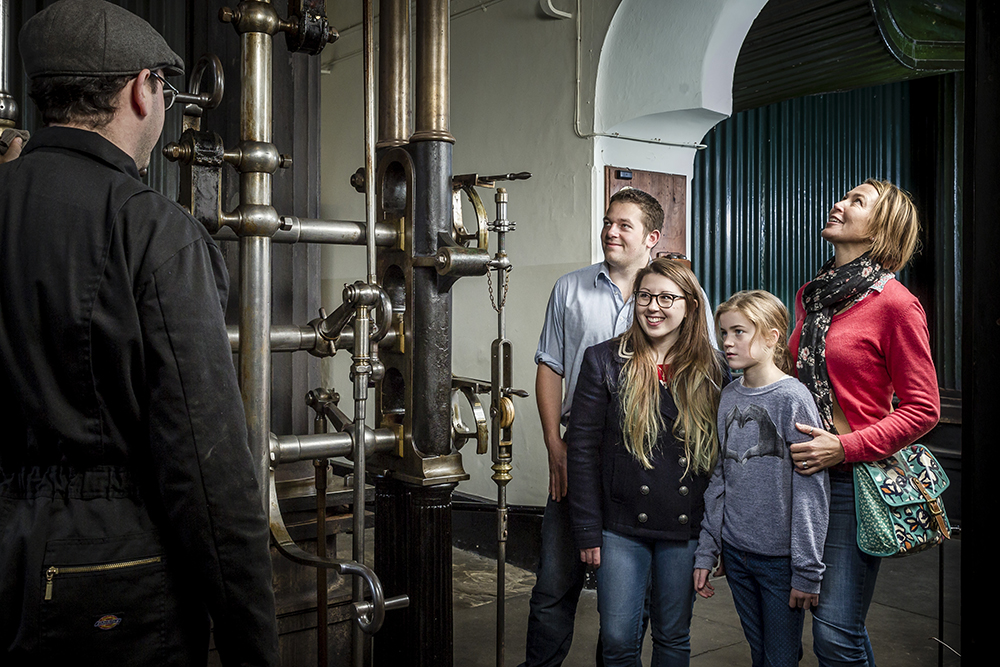 Learning Fun at The London Museum of Water and Steam