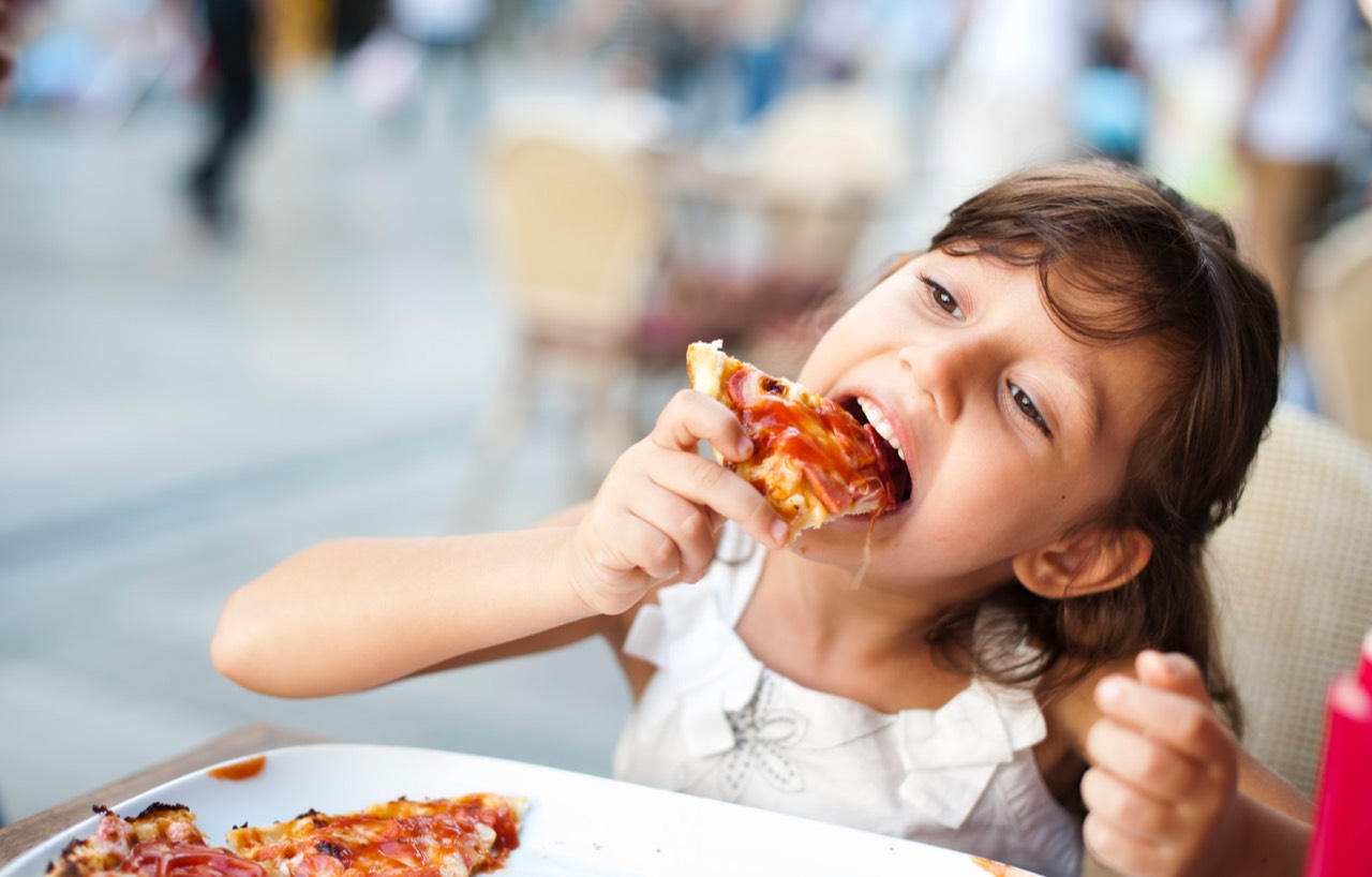 Barbican Kitchen Has A Great Kids Eat Free Deal