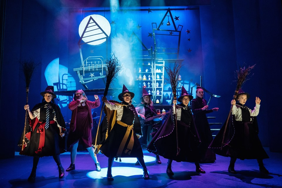 The Worst Witch at the Vaudeville Theatre.