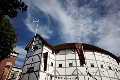 Shakespeare's Globe Theatre in London