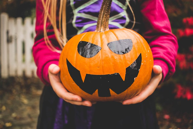 Things to do with kids for Halloween