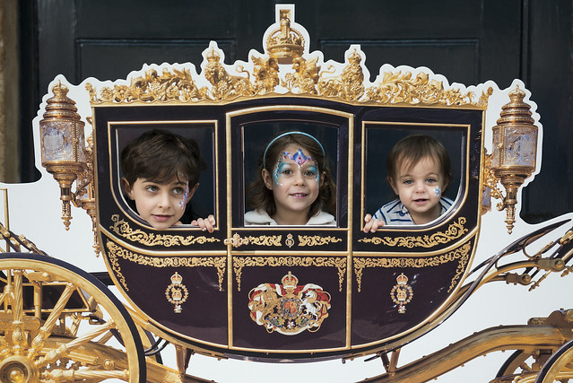 royal mews family fun activities in london