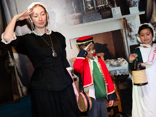 florence nightingale museum fun interactive activity in london