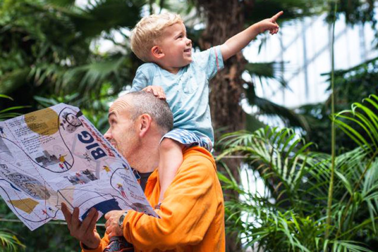 Kids Will Love The Big Barbican Adventure