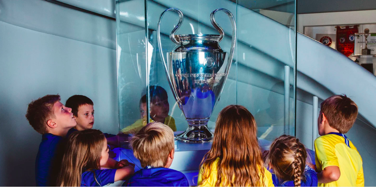 chelsea stadium tours for kids