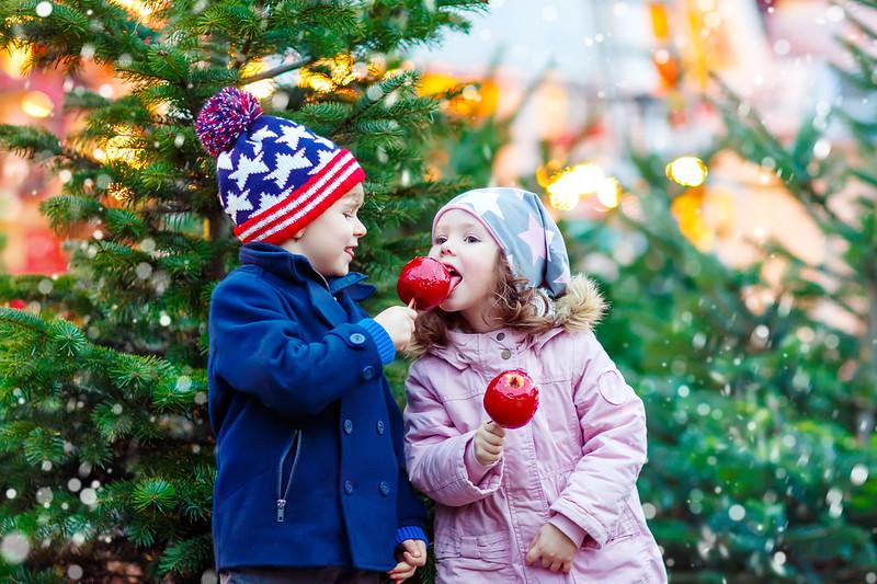 Winter weather activities for families