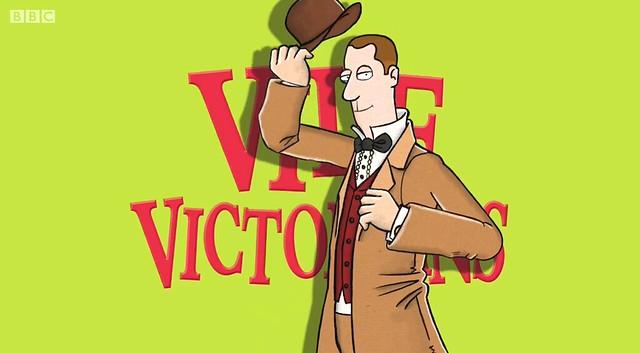 Horrible Histories BBC television show Vile Victorians