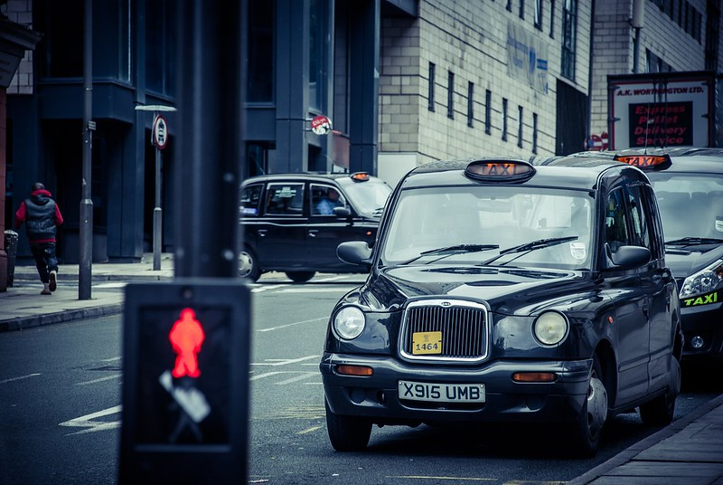 London Taxi Highlight Tour