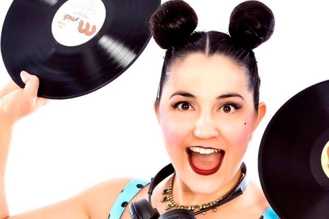 Monski Mouse DJ Fun For Babies