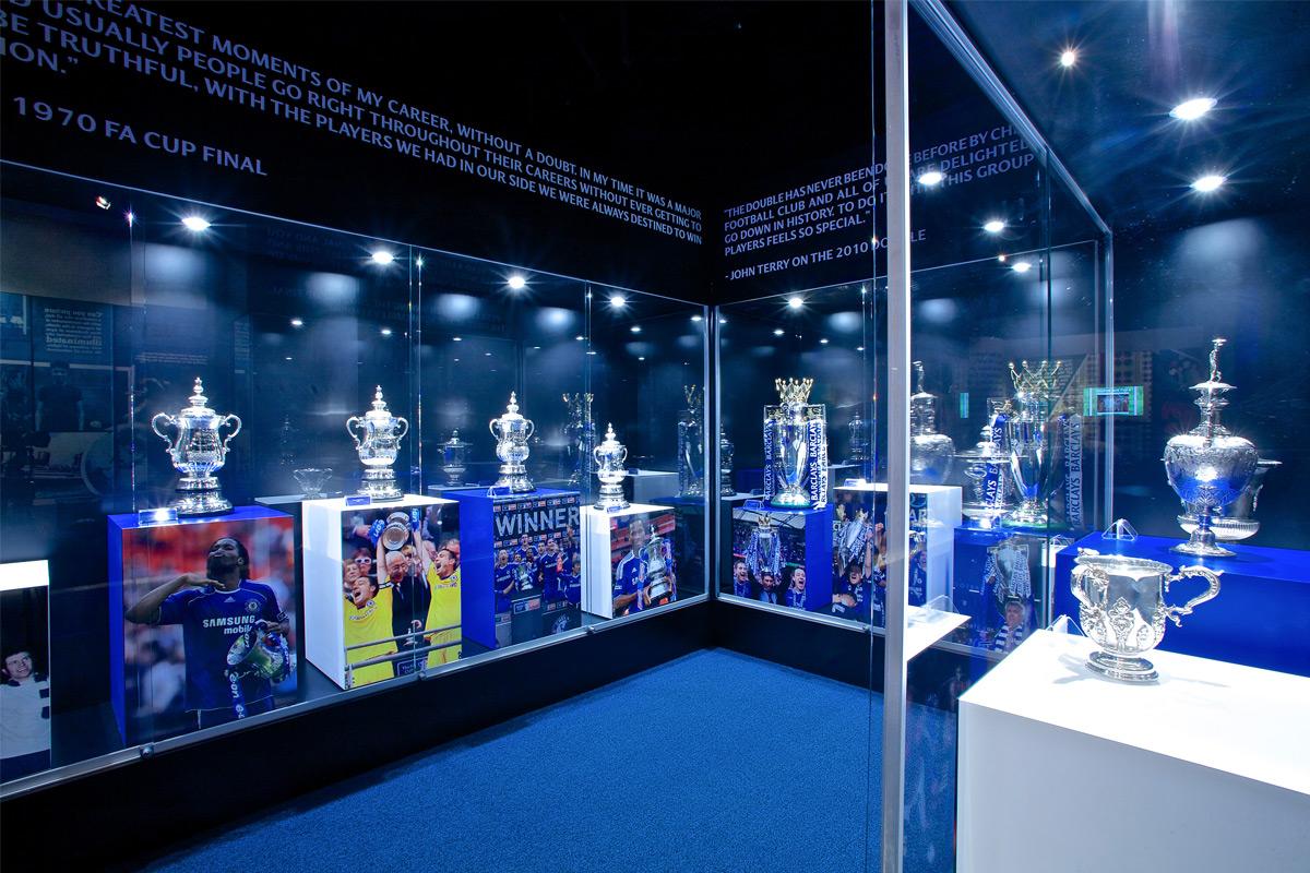 chelsea FC museum london