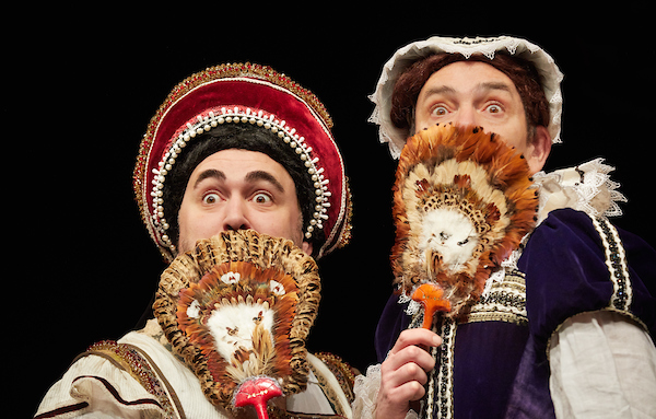 Horrible Histories Barmy Britain live on stage