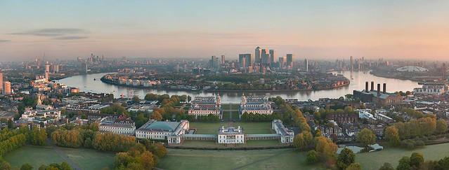 London Parks Greenwich