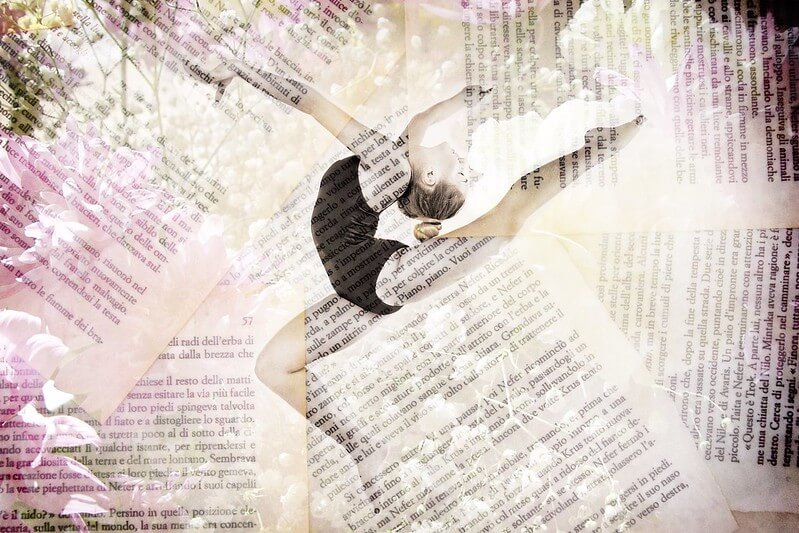 If you have a dancer or two in the house, find them something fun to read that will spark their interest, whether they love tap, ballet or ballroom.