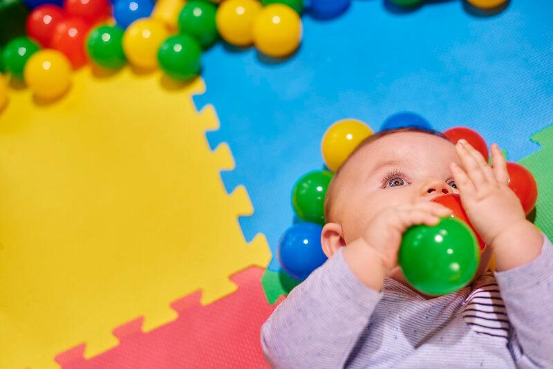 Best baby sensory toys.