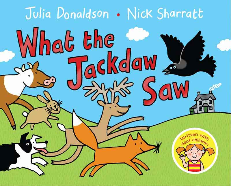 What The Jackdaw Saw book cover