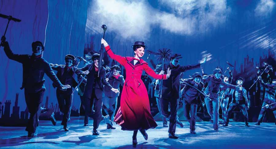 mary poppins on stage in london musical cheap tickets