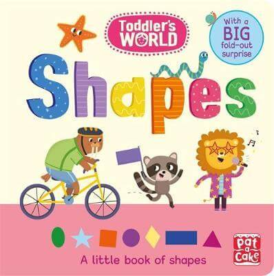Toddlers World – Shapes