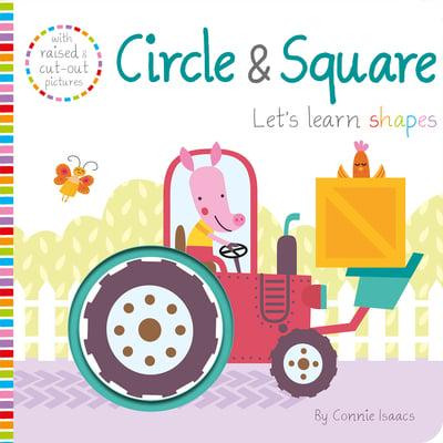 Circle & Square: Let's Learn Shapes