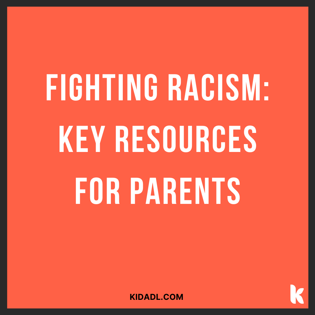 anti racism resources for parents