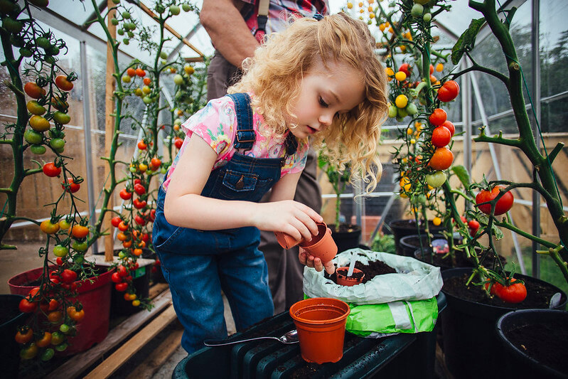 gardening tips for kids