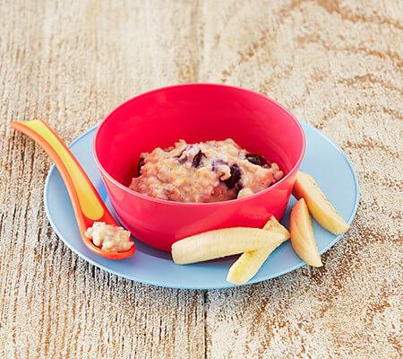 Fruity Slow Cooker Porridge